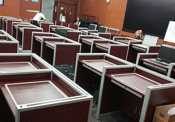 深圳南山某单位多媒体教室
