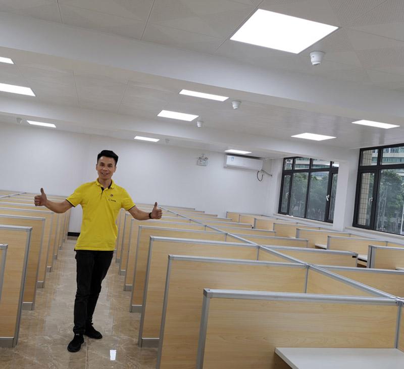 广州仲恺农业学院德赢体育平台下载安装屏风