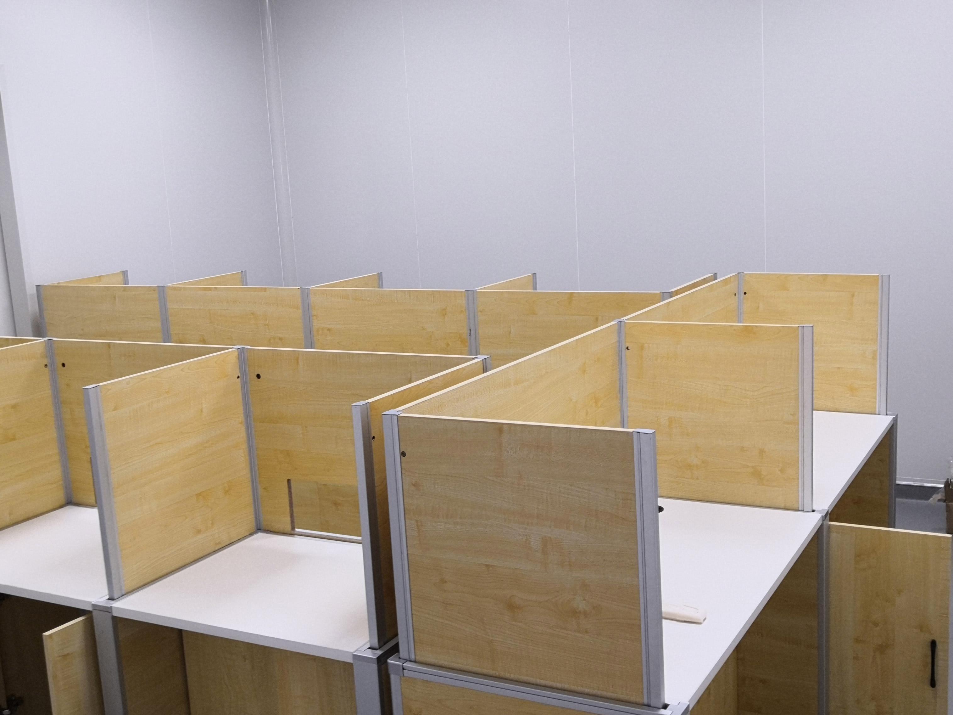 山东青岛雀巢有限公司德赢体育平台下载安装屏风咖啡品尝桌